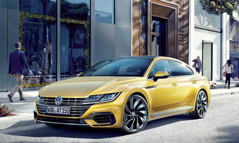 Bon début d'année pour le Groupe Volkswagen