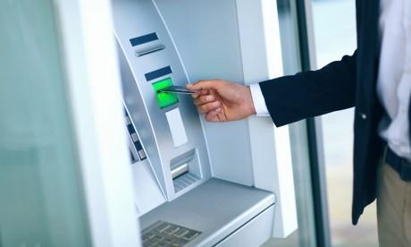 Secteur bancaire : 266 nouveaux GAB en 2018