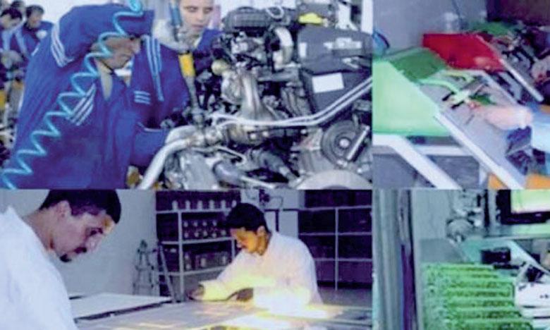 Le «Cap compétences accélération industrielle» sera activé à travers une opération pilote sur la région de Casablanca-Settat pour l'insertion de 2.000 candidats.