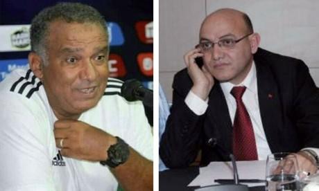 Khalid Belagha à couteaux tirés avec son ancien président Abderrazak Manfalouti