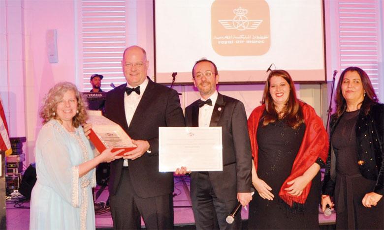 Les lauréats de l'AmCham-OCP dévoilés