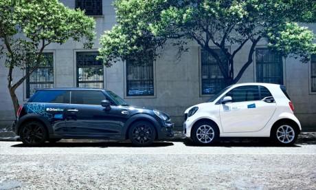 Voiture autonome : BMW et Daimler s'allient