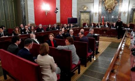 14 ans de prison contre le Garde civile espagnole