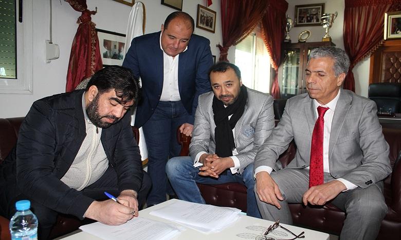 Tarik Sektoui rejoint le Moghreb de Tétouan
