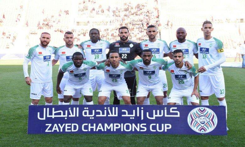 Coupe arabe des clubs champions : Le Raja de Casablanca éliminé