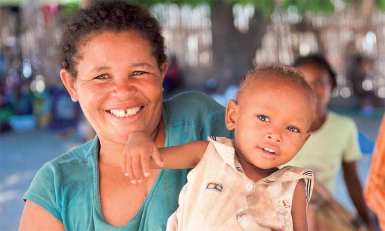 Le rapport appelle à une expansion rapide des allocations familiales et destinées aux enfants, pour atteindre  une protection sociale universelle pour les enfants.