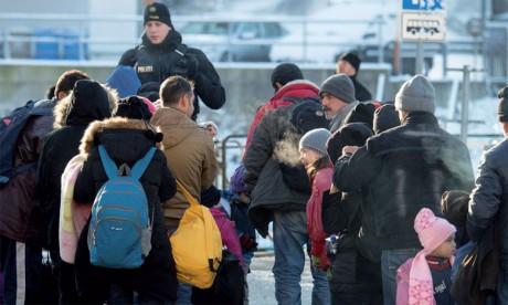En 2018, les chances d'obtenir l'asile ont baissé à 34%