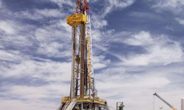 TE-10 est le deuxième des trois puits constituant le programme de forage  de Sound Energy dans le Grand Tendrara.