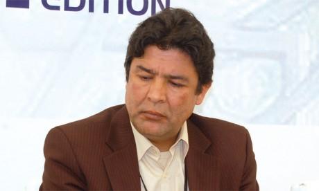 Vibrant hommage au poète et homme  de médias Mohamed Belmou