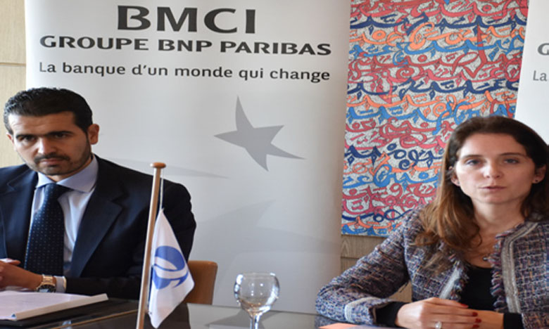 BMCI ouvre le bal du programme GEFF Morocco