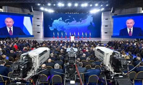 """""""Invincibles"""", """"hypersoniques"""" ou invisibles : les nouvelles armes de la Russie"""