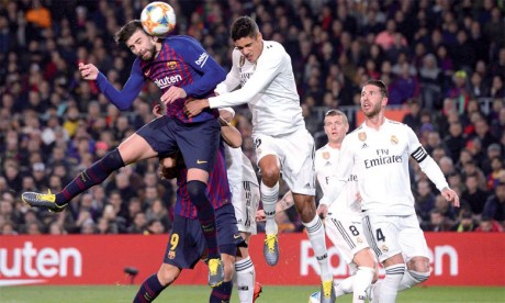 El Bernabéu décidera du qualifié à la finale