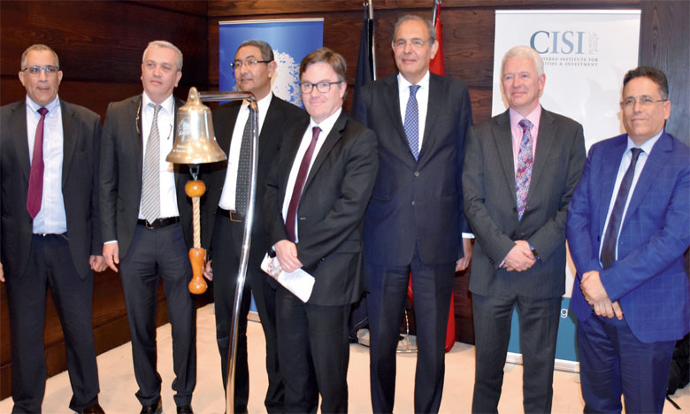 La Bourse de Casablanca a signé des conventions avec 6 établissements supérieurs marocains pour le lancement des certifications. Ph. Seddik