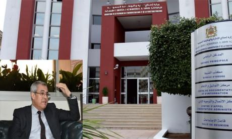 Mohammed Ben Abdelkader : «La réforme de la fonction publique passe par la révision du statut des hautes fonctions et celui des secrétaires généraux»