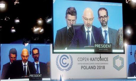 «Un paquet de décisions» pour la mise en œuvre de l'Accord de Paris