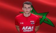 L'attaquant de l'AZ Alkmaar Oussama Idrissi a tranché en faveur du Maroc