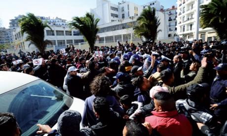 Les Algériens disent «Non» à un 5e mandat pour Bouteflika