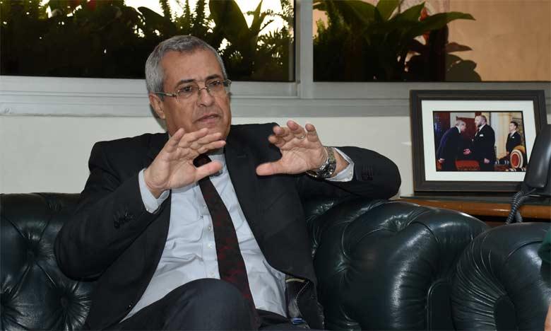 Mohammed Ben Abdelkader fait le point sur les dix programmes  de la stratégie nationale