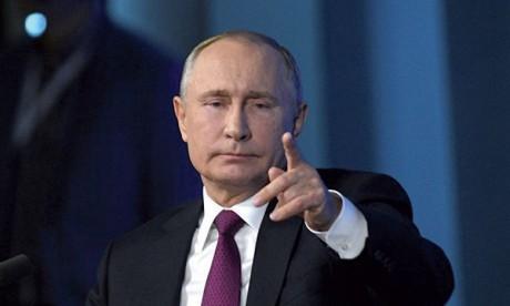 La Russie va déployer des missiles capables  d'atteindre des «centres de décision» ennemis