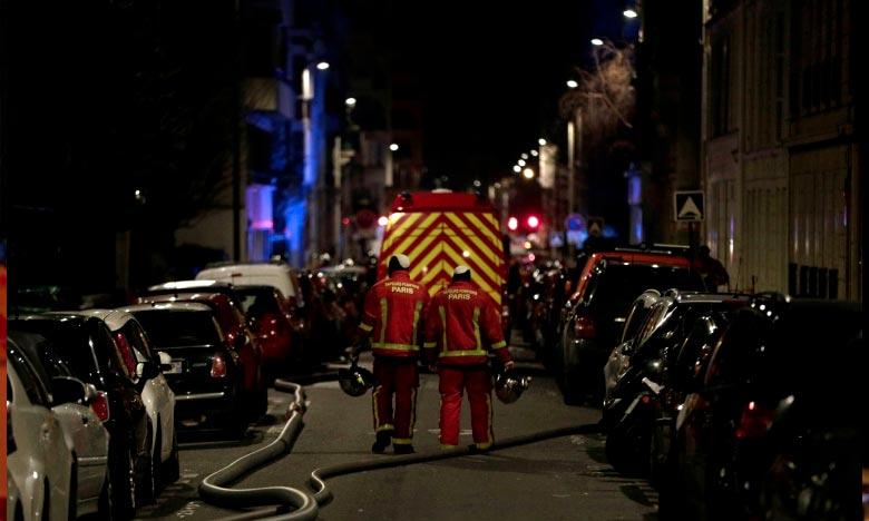Incendie dans le 16e à Paris  : Huit morts , une habitante arrêtée