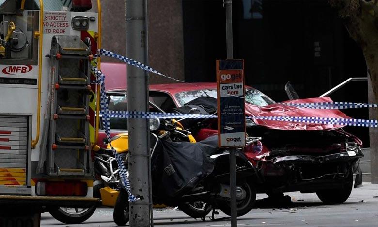 L'homme qui avait tué six personnes en fonçant avec sa voiture dans la foule à Melbourne en janvier 2017 a été condamné à la prison à perpétuité. Ph : DR