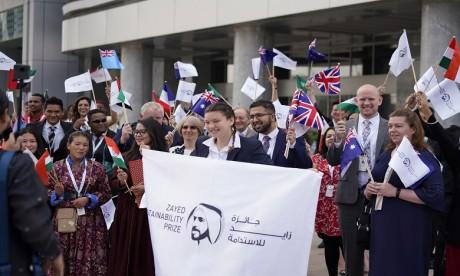 Prix Zayed pour le développement durable : les candidats africains fortement sollicités