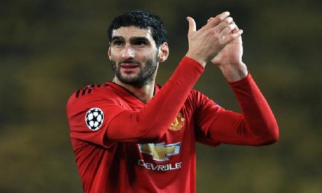 Fellaini quitte Manchester United