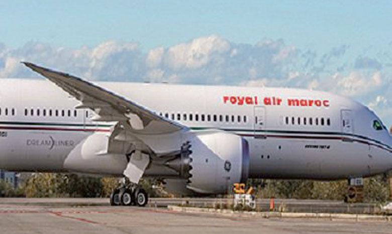 Les vols à partir de Casablanca seront programmés à 17 h (heure locale) pour une arrivée à Boston à 19 h 25 (heure locale).