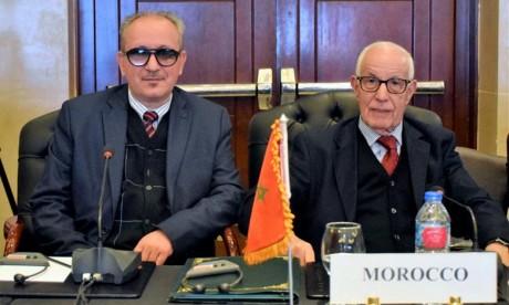 Justice constitutionnelle : l'expérience marocaine exposée au Caire