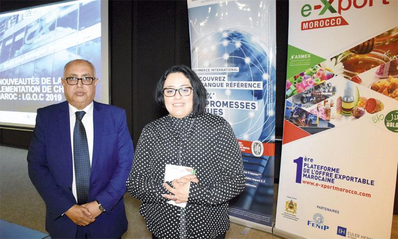 La conférence-débat de CDM sur l'I.G.O.C s'est tenue mercredi à Casablanca. Ph. Saouri