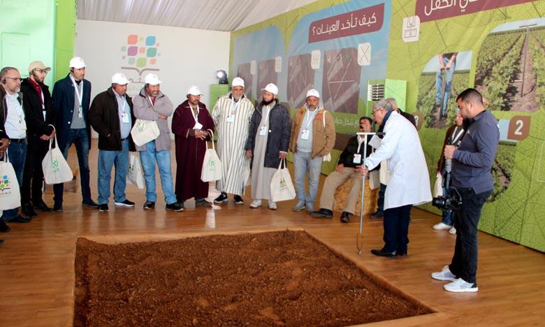 «Al Moutmir Li Khadamat Al Qorb» arrive à Mohammedia