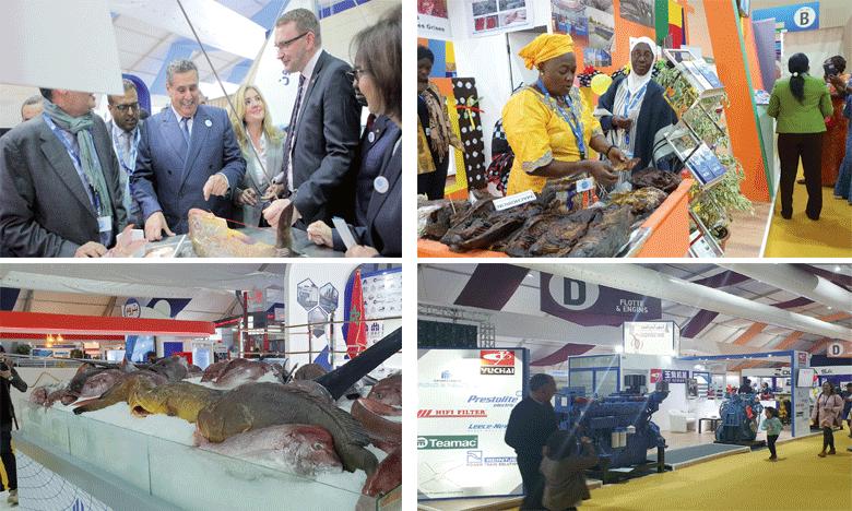 Entre échanges, signature de conventions, réseautage et business, la messe de la pêche maritime a encore une fois confirmé son rôle de véritable vitrine de l'industrie de la pêche marocaine.