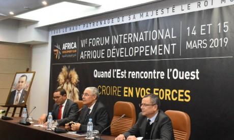 Mohamed El Kettani, PDG d'Attijariwafa bank, a présenté la vision de son groupe sur l'intégration économique et commerciale de l'Afrique. Ph. Saouri