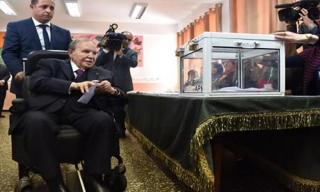 Bouteflika brigue un 5e mandat