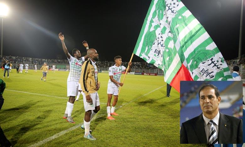 L'ancienne gloire du football national, Baddou Zaki a été désigné nouvel entraîneur du Difaa d'El Jadida (DHJ) . Ph : DR