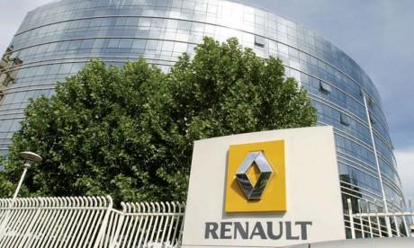 Nissan pèse sur les performances2018 du groupe Renault