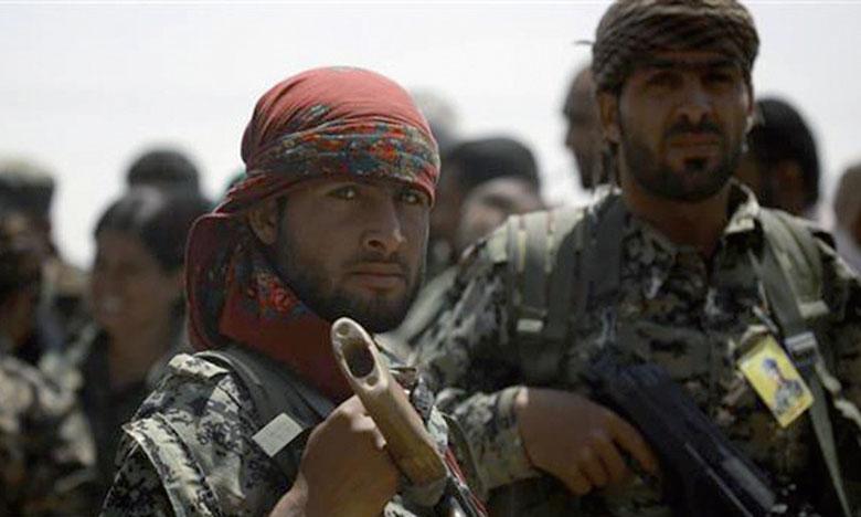 Les Forces démocratiques syriennes ont lancé leur bataille finale contre la province orientale de Deir Ezzor, où sont retranchés entre 500 et 600 terroristes.                                                                                                                          Ph. DR