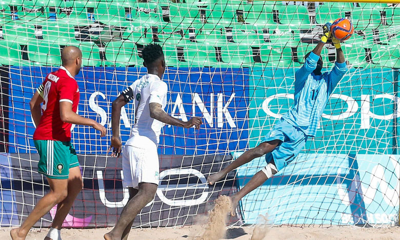 L'équipe nationale en stage de préparation à Casablanca