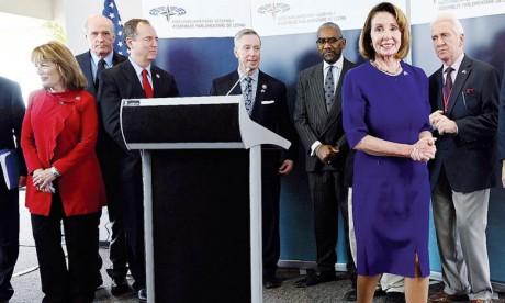 Les démocrates préparent une résolution contre  la déclaration d'urgence