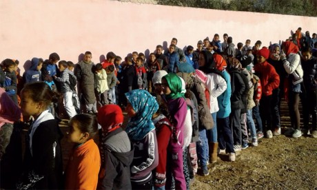 Une caravane médicale pluridisciplinaire à Sidi Hajjaj