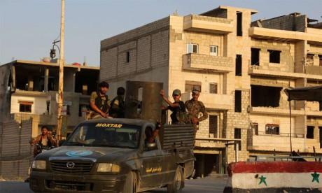 Violents combats dans l'ultime réduit de l'État islamique