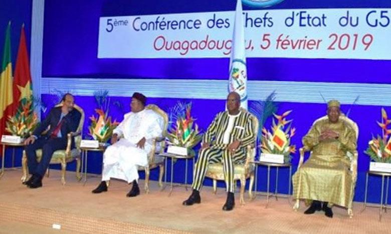 Les pays du G5 Sahel veulent plus de coopération avec l'ONU