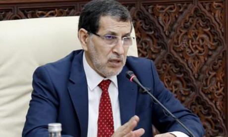Le Chef du gouvernement souligne l'importance de l'amélioration du classement du Maroc