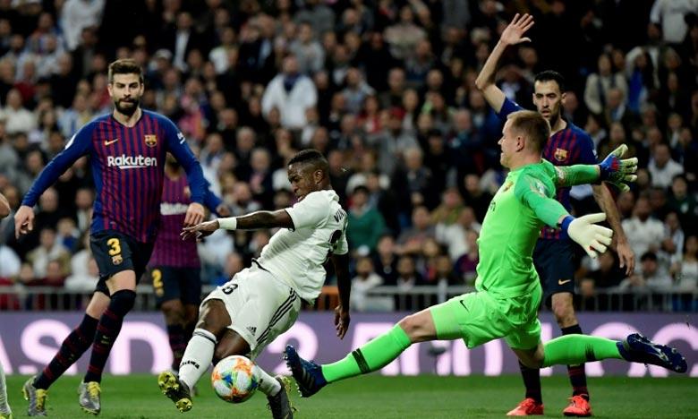 Le Barça corrige le Real et enchaîne une 6e finale