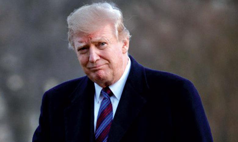 Le Président Trump se félicite  de négociations «très productives»