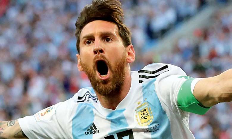 Un million d'euros pour voir Messi jouer au Maroc