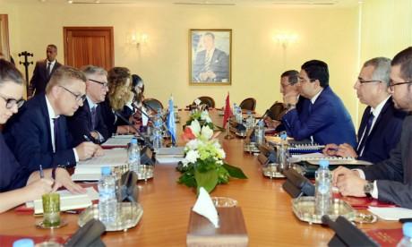 Le Conseil de sécurité consacre le rôle  de l'Algérie dans le processus politique