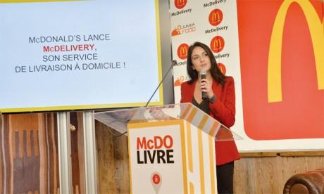 McDonald's s'allie à Jumia pour la livraison à domicile