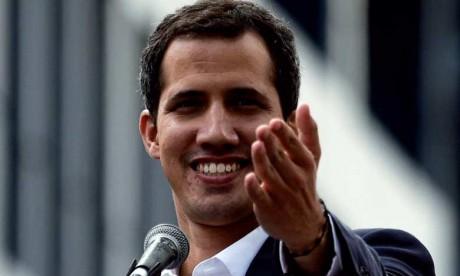 Reconnaissances en cascade  de Juan Guaidó
