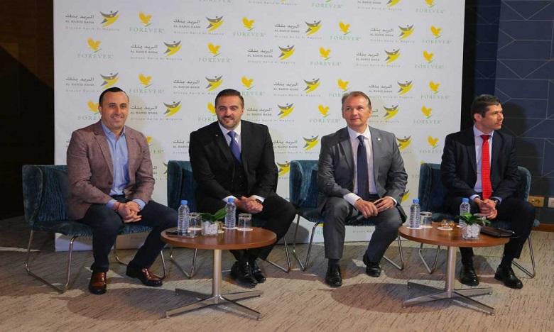 Al Barid Bank s'allie à Forever pour encourager les autoentrepreneurs